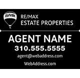 Remax For Sale Signs